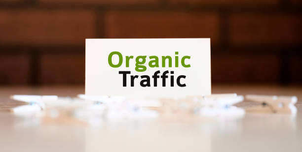 Organic Traffic to Website
