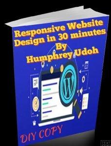 Responsive Website design in 30 minutes