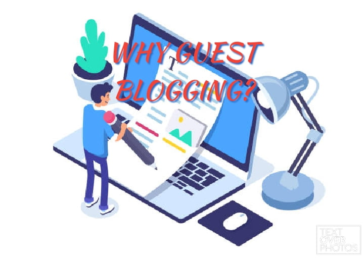 What's guest blogging