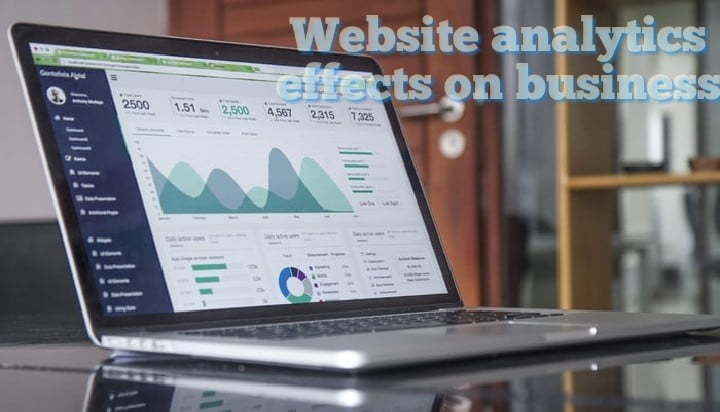Website Analytics Effects on Busness