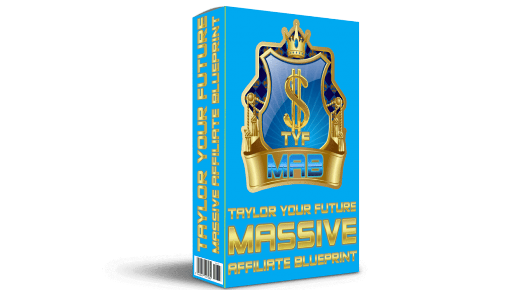 Massive affiliate blueprint (TYF) review 1.0