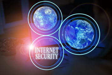 Internet securitty in important today