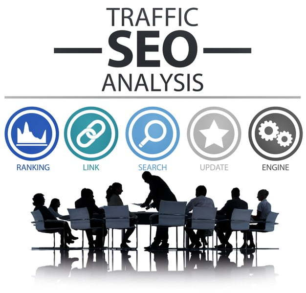 SEO traffic learning