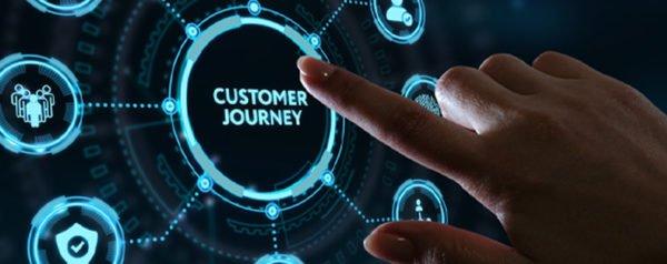 Customer journey on email marketing