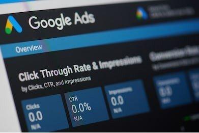 Google AdSense publisher dashboard