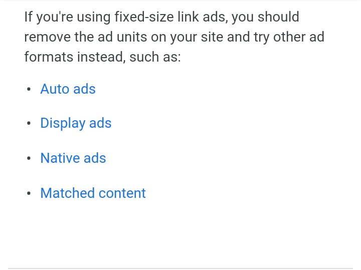 Google AdSense Units