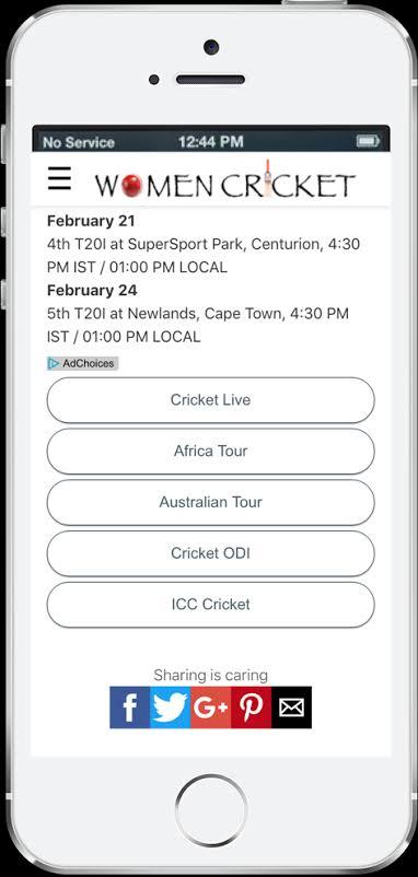 Google AdSense Link Ads unit on Smartphone