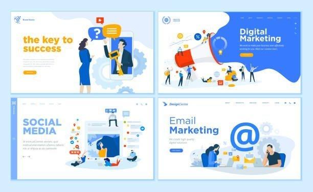 Email segmentation concept