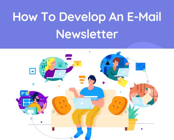 Email letter development