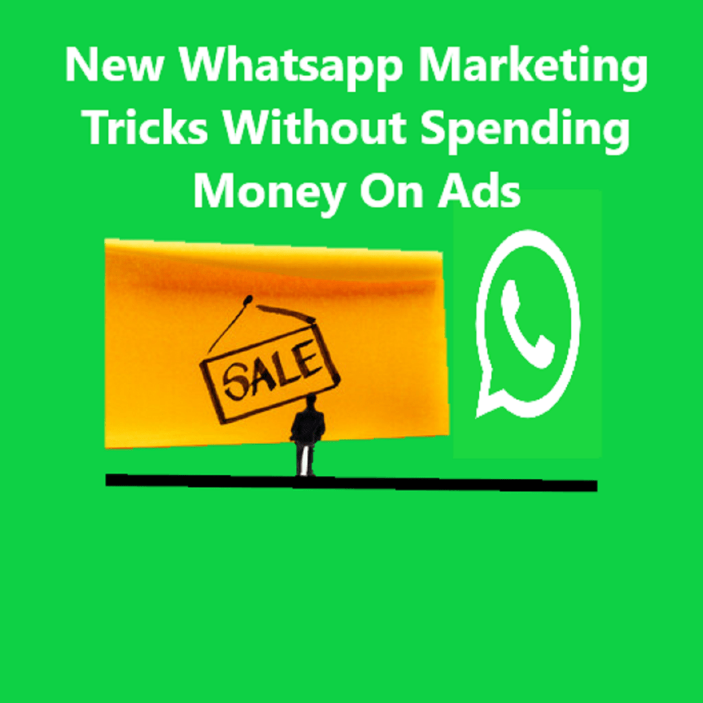 WhatsApp marketing tips