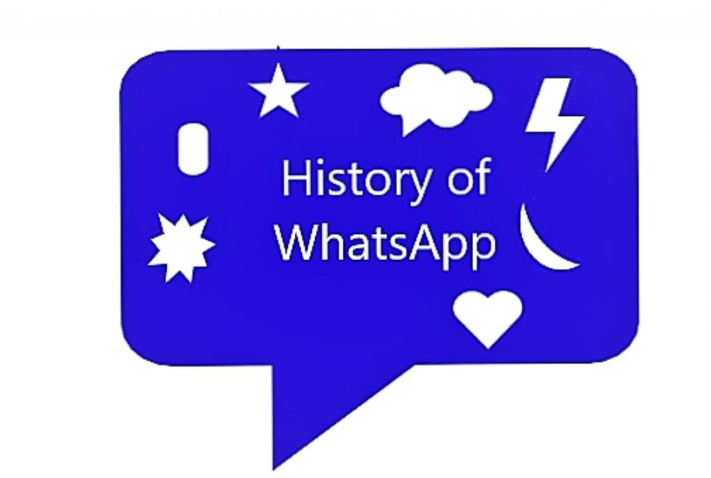 history of whatsapp